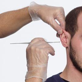 EAR WAX REMVOAL SCOOP 1 X 40