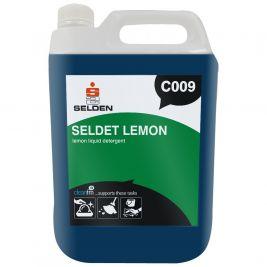 Selden Seldet Lemon Liquid Detergent 5 Litres