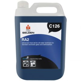 Selden RA2 Advanced Rinse Aid 5 Litres