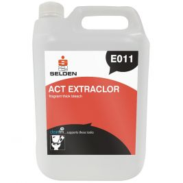 Selden Act Extraclor Thick Bleach 5 Litres 1x2