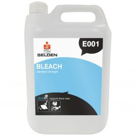 Selden Standard Strength Bleach 5 Litres