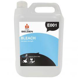 Selden Standard Strength Bleach 5 Litres