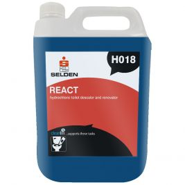 Selden React Hydrochloric Toilet Descaler and Renovator 5 Litres