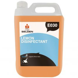 Selden Lemon Disinfectant 5 Litres 1x2