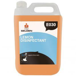 Selden Lemon Disinfectant 5 Litres 1x2