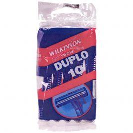 Wilkinson Sword Duplo Twin Blade Disposable Razor 1x10