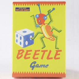 Traditional Board Games Beetle Game