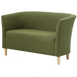 Jura 2 Seater Tub Sofa Wood Legs