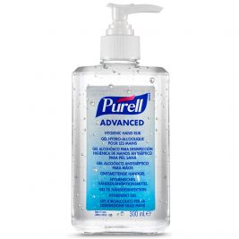 PURELL PUMP BOTTLE 300ML CASE 12