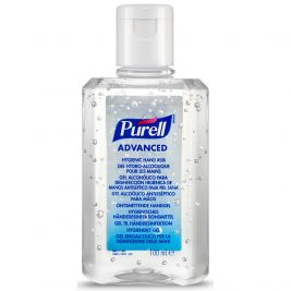 PURELL FLIP TOP BOTTLE 100ML CASE 24