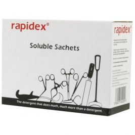 Rapidex Instrument Cleaning Solution Sachets 28g 1x50