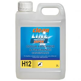 Cleanline Super Odour Absorber and Fragrance Concentrate 2 Litres 1x2