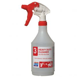 Cleanline Super Heavy Duty Cleaner Spray Bottle 750ml