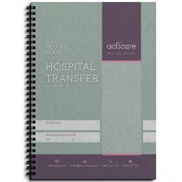 Hospital Transfer Record Book