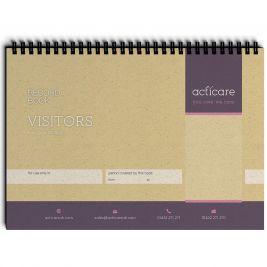 Visitor Record Book