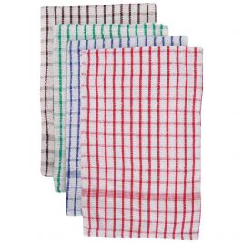 TERRY TEA TOWELS  1 X 10