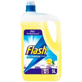 Flash All Purpose Cleaner Lemon 5 Litres