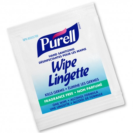 PURELL HAND WIPES X 1000