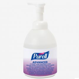 PURELL Advanced Hygienic Hand Sanitising Foam 535ml 1x4