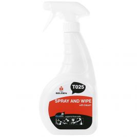 Selden Spray and Wipe with Bleach 750ml 1x6