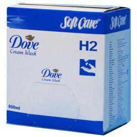 Diversey Soft Care Dove Cream Wash H2 800ml