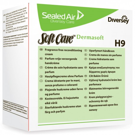 SOFTCARE DERMASOFT H9 6x800ml