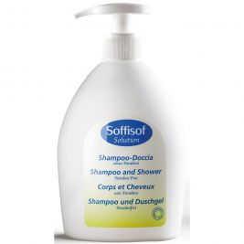 Soffisof Shampoo and Shower 500ml