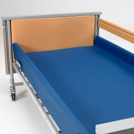 Entrapment Preventing Mattress Cradle