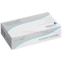 Fast Aid Fabric Plasters 2.2cmx3.8cm 1x150