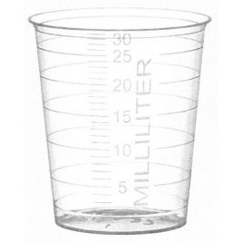 Unisurge Medicine Pot 30ml 1x80