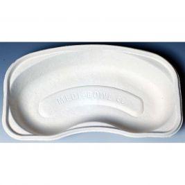 Unisurge Pulp Kidney Dish White 1x150