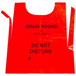GV Health Disposable Drug Round Tabard 1x250
