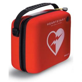 Case For Heartstart Defib