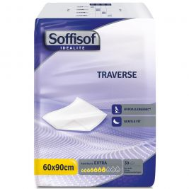 Soffisof Idealite Bed Pads Extra 60cmx90cm 6x30