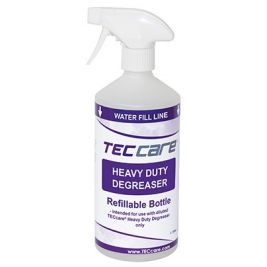 TECcare Heavy Duty Degreaser Bottle 750ml