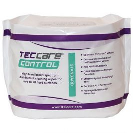 TECcare Control Standard Surface Wipes 4x225