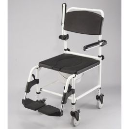 Attendant Shower Commode Chair