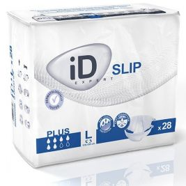ID Expert Slip PE Plus Large 4x28