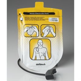 Lifeline AED Replacement Electrode Pad Adult 1x5