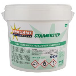 Brilliant Stainbuster Laundry De-Staining and Pre-Soak Powder 10kg