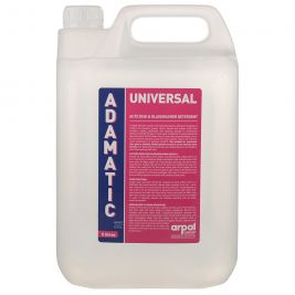 Adamatic Universal Dish and Glass Washer Detergent 5 Litres