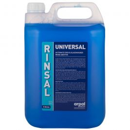 Rinsal Universal Dish and Glass Washer Rinse Additive 5 Litres