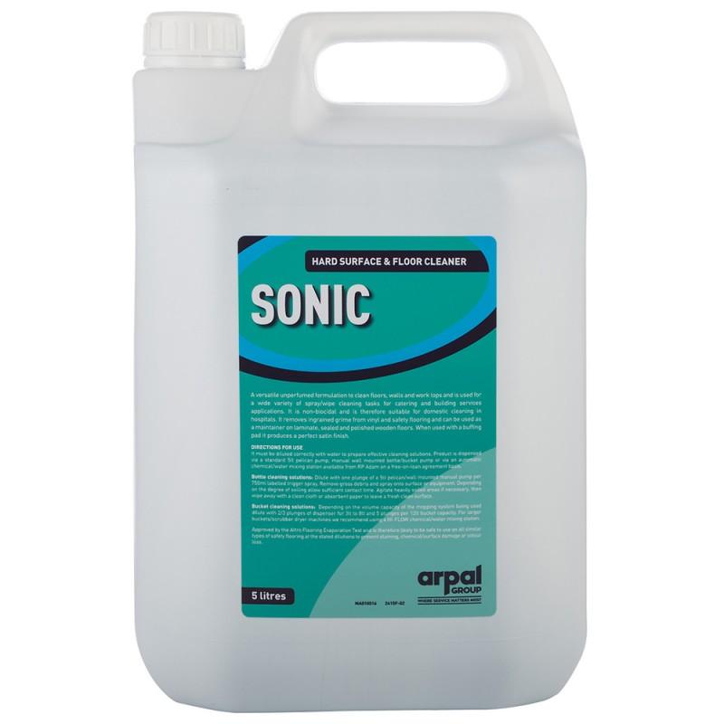 Sonic Floor Cleaner 5 Litres