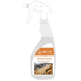 Hard and Heavy 104 Oven Cleaner 750ml