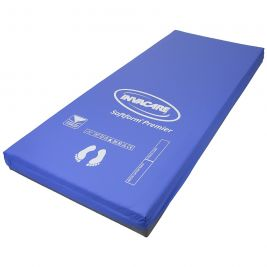 Invacare Softform Premier Mattress with SRT Cover