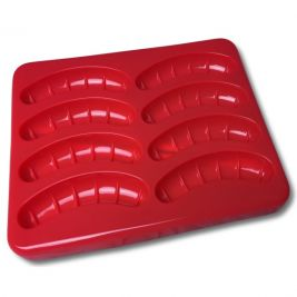 Puree Food Mould with Lid Sausages