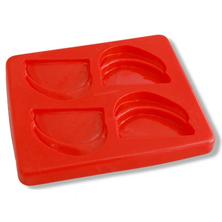 Puree Food Mould with Lid Sliced Meat