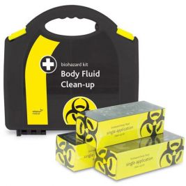 Koolpak Biohazard Body Fluid Clean Up Kit 5 Application