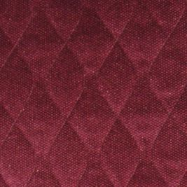 Velour Chairpad Maroon