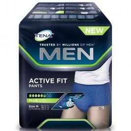 Tena Men Active Fit Pants Plus Medium 4x9